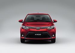 Компания Toyota продемонстрировала компактный седан Vios-1057997.jpg