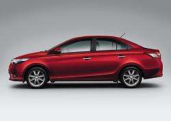 Компания Toyota продемонстрировала компактный седан Vios-1057999.jpg