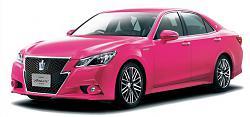 Розовая Toyota-401032-20131003