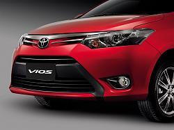 Компания Toyota продемонстрировала компактный седан Vios-1058011.jpg