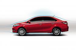 Компания Toyota продемонстрировала компактный седан Vios-1058023.jpg